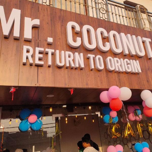hathras mr coconut